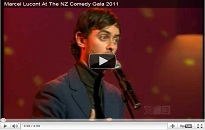 Marcel Lucont, NZ Comedy Gala