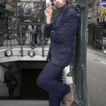 Marcel a la gare