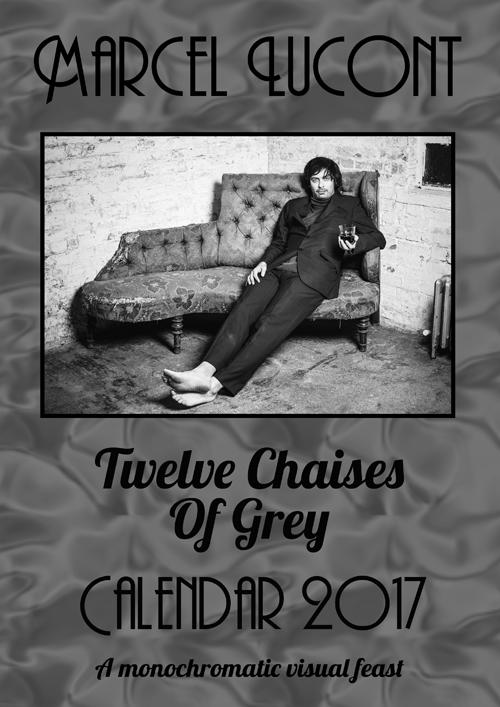 Marcel Lucont Calendar 2017